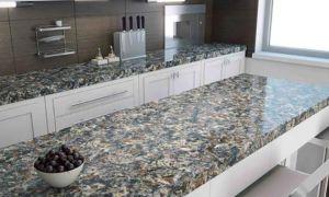 Кварцевый камень — нужна неубиваемая столешница? Сравните с другими материалами!