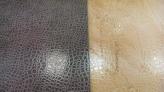 Структурированный керамогранит под кожу